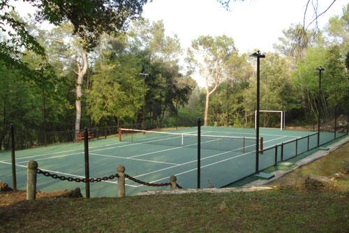 renovation alveolar concrete tennis courtrenovation alveolar concrete tennis court tennis du midi. Black Bedroom Furniture Sets. Home Design Ideas